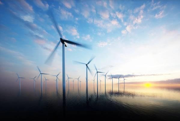 Illustration; Offshore Wind Farm - Credit - malp - AdobeStock