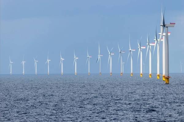 Illustration; Offshore Wind Farm - Credit; bphoto/AdobeStock