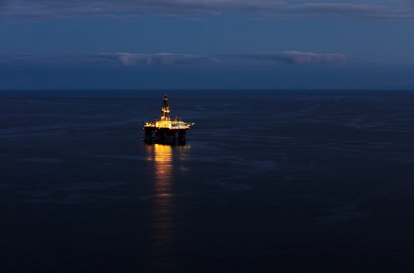 Illustration only - Offshore drilling rig - Credit: Bartkowski/AdobeStock