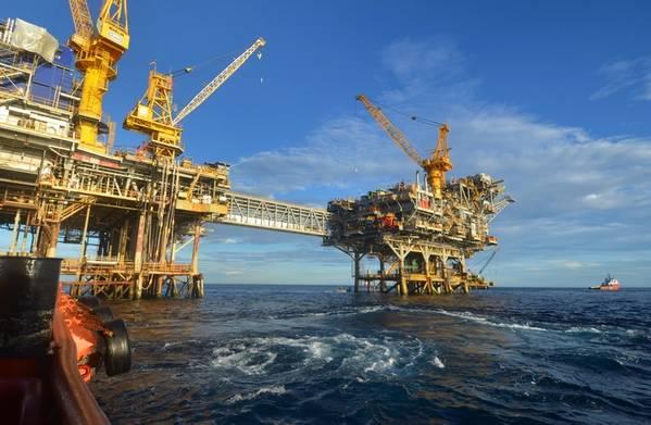 For illustration: Offshore Platforms in Australia - Credit: JOHN/AdobeStock