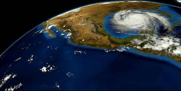 Illustration only;Gulf of Mexico Storm - Credit: Sasa Kadrijevic