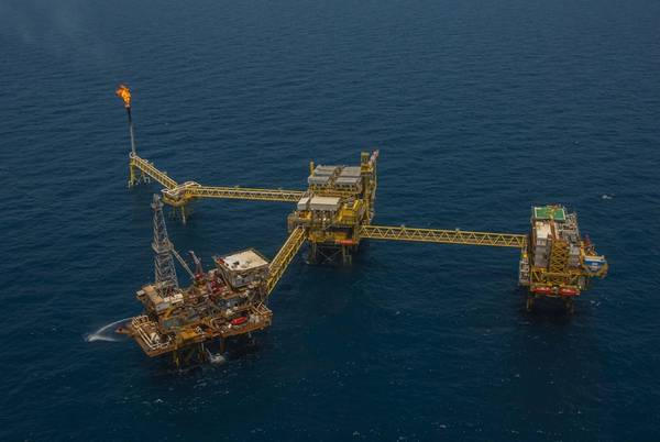 Illustration only -  A platform in the Gulf of Mexico - Credit: Quimey/AdobeStock