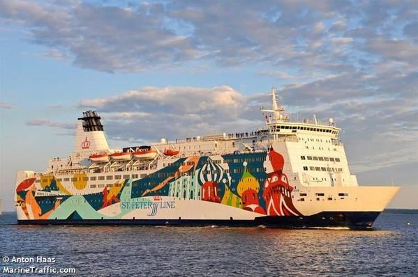 For illustration; the Princess Anastasia cruise ship - Image by Anton Haas - MarineTraffic