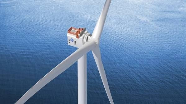 Illustration: GE Renewables/ via Equinor