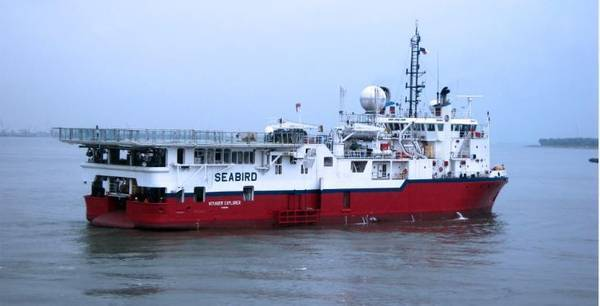 For illustration only - A SeaBird Exploration vessel - File Photo: SeaBird Exploration