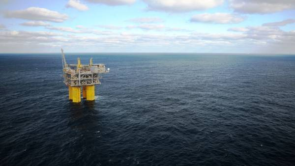 For illustration only - BHP's Shenzi field in U.S. Gulf of Mexico (File Photo: Hess Corp.)