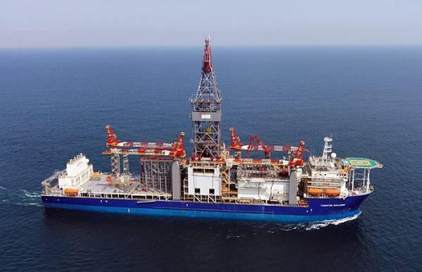 Illustration; Tungsten Explorer rig - Image source: Vantage Drilling