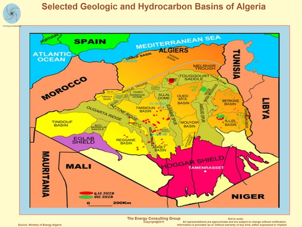 (Image: Algeria Ministry of Energy)