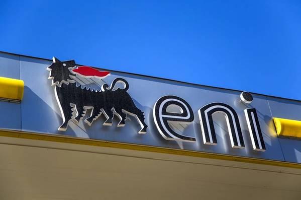 Eni logo - Image by Boggy/AdobeStock