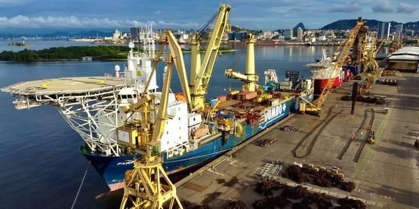 Image courtesy of Jumbo Maritime