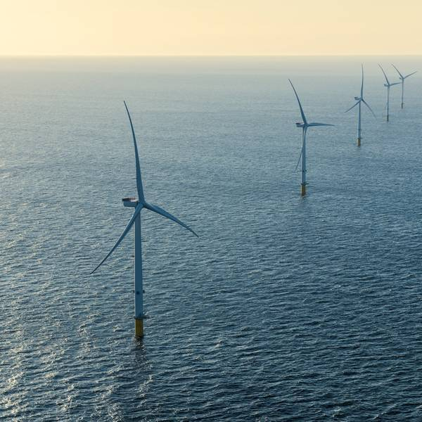 Image Courtesy of MHI Vestas Offshore Wind