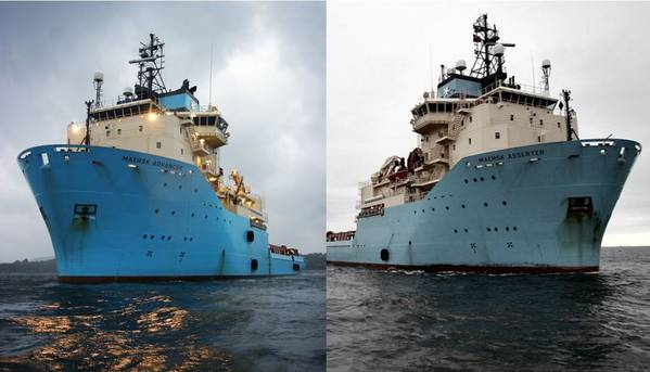 Image Credit: Maersk Supply Service