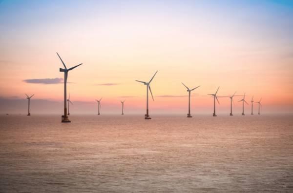 Image: Hornsea One Wind Farm, UK © Ørsted