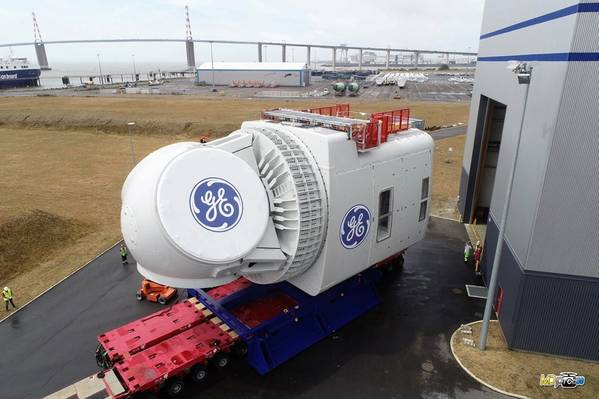 Image: GE Renewable Energy