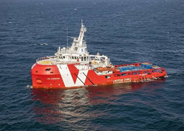 Image: Vroon Offshore Services