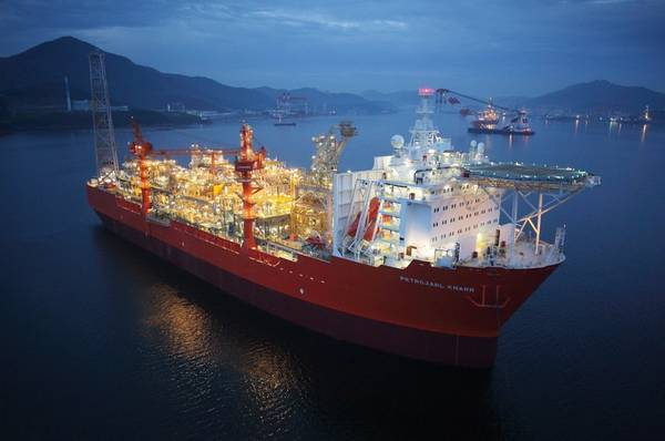 Images: The Petrojarl Knarr FPSO (Image care of Altera Infrastructure)