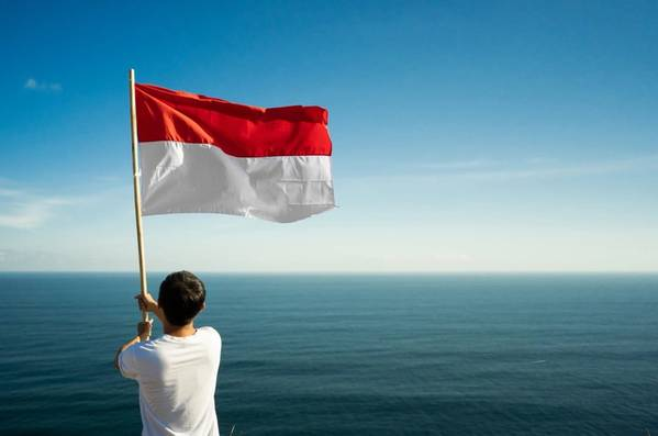 Indonesia Flag - Image Odua Images/AdobeStock