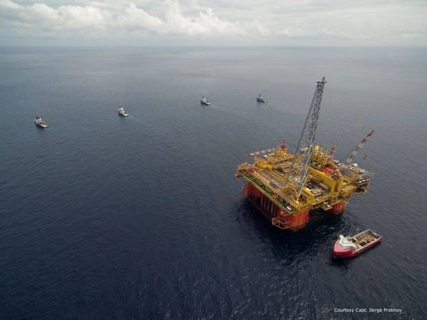 An Inpex platform offshore Australia / File Photo: Inpex