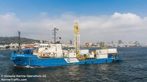 MV Investigator - Image by Geoquip Marine - Marine Traffic