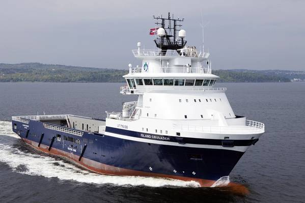 Island Crusader – Credit: Kongsberg Maritime