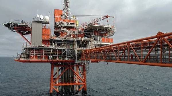 Ithaca Energy's Captain asset in the North Sea - Credit: Ithaca Energy