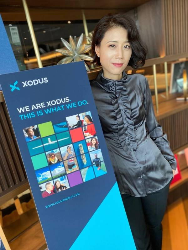 Itsuka Ogawa has been appointed as Xodus's Japan Country Manager  - Credit: Xodus