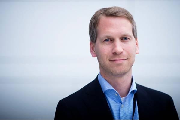 Ole Jørgen Bratland Torbjørn F. Folgerø, chief digital officer in Equinor - Photographer: Ole Jørgen Bratland