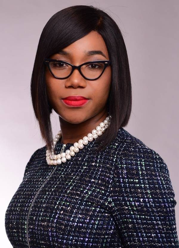 Kadijah Amoah is Aker Energy's new Country Director for Ghana / Image by Aker Energy