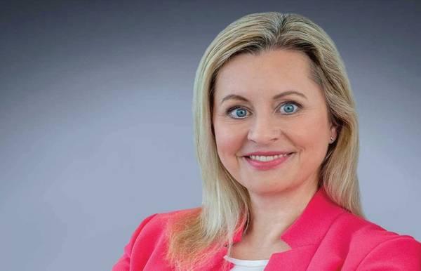 Dr. Katharina Beumelburg - Credit. Schlumberger
