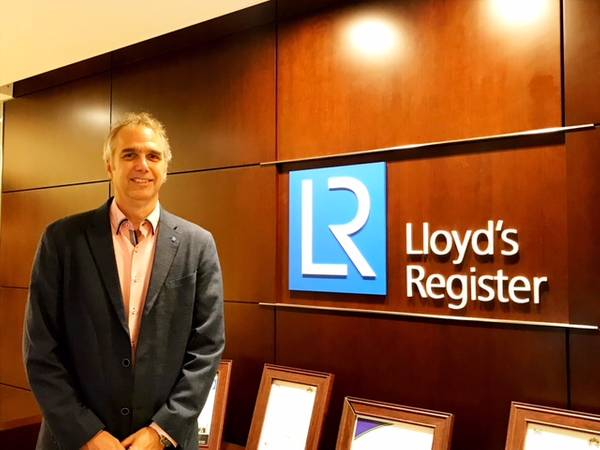 Lloyd's Register (LR) announced that John Hicks is President of Americas Marine & Offshore.