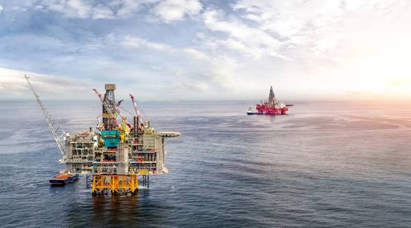 Lundin's platform offshore Norway - (File photo: Lundin Energy Norge)