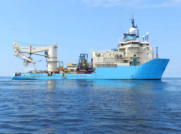 Maersk Achiever (Photo: Maersk Supply Service)