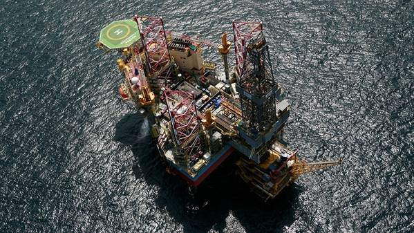 Maersk Completer (renamed to Shelf Drilling Enterprise) jack-up rig. Source: Maersk Drilling