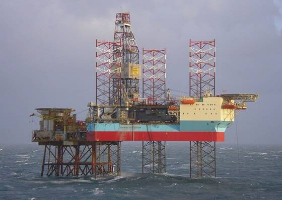 Maersk Innovator (Photo: Maersk Drilling)