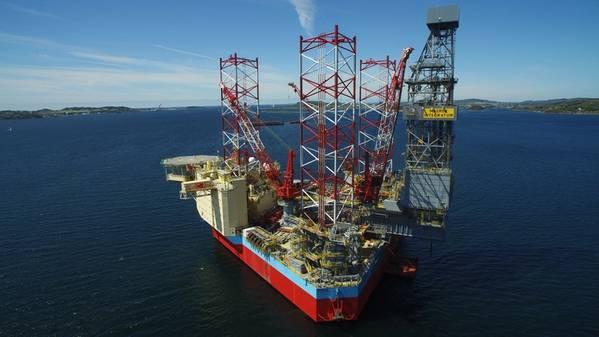 Maersk Integrator / Credit: Maersk Drilling