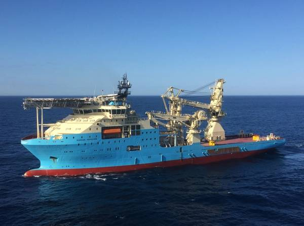 Maersk Involver (Photo: Maersk Supply Service)