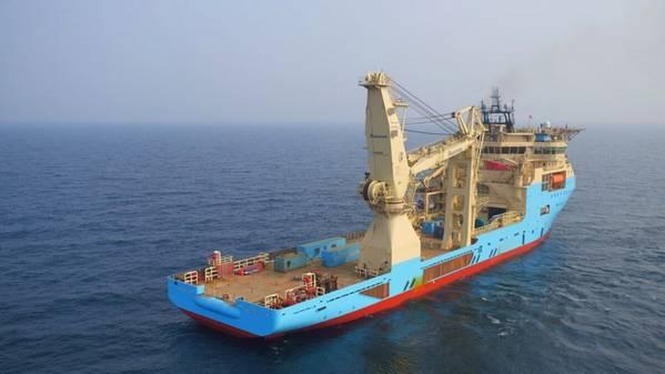 A Maersk Supply Service vessel - Credit: Maersk Supply Service