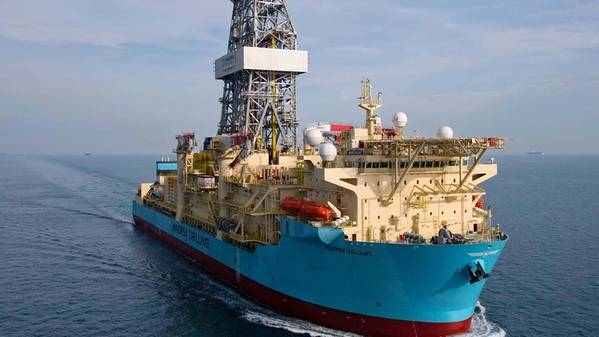 Maersk Valiant - Credit: Maersk Drilling