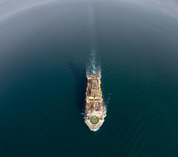 Maersk Valiant  - Credit. Maersk Drilling