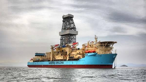 Maersk Venturer drillship - Credit: Maersk Drilling