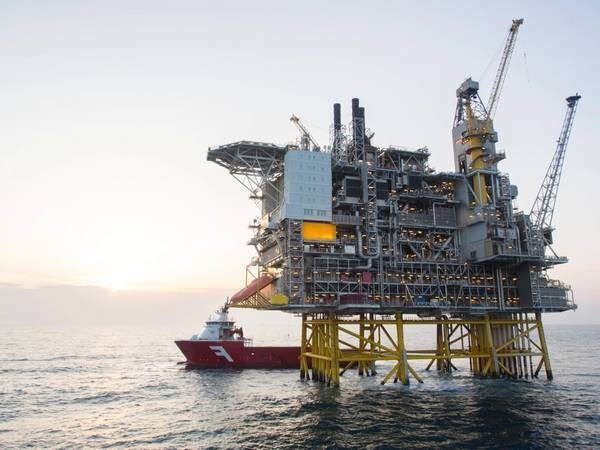 UK Gas Prices Rise as Norway Imports Dip
