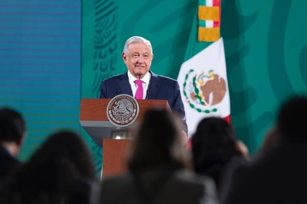 Mexican President Andres Manuel Lopez Obrador - Credit: Mexico Government