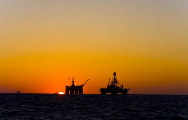 Gulf of Mexico offshore oil and gas facilities/Image by Lukasz Z/AdobeStock