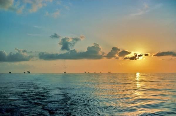 Gulf of Mexico platforms/Credit:Scott Bufkin/AdobeStock