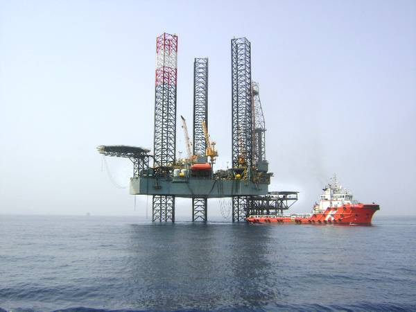 Mexico-able: a Seadrill-operated jack-up (Photo: Seadrill)