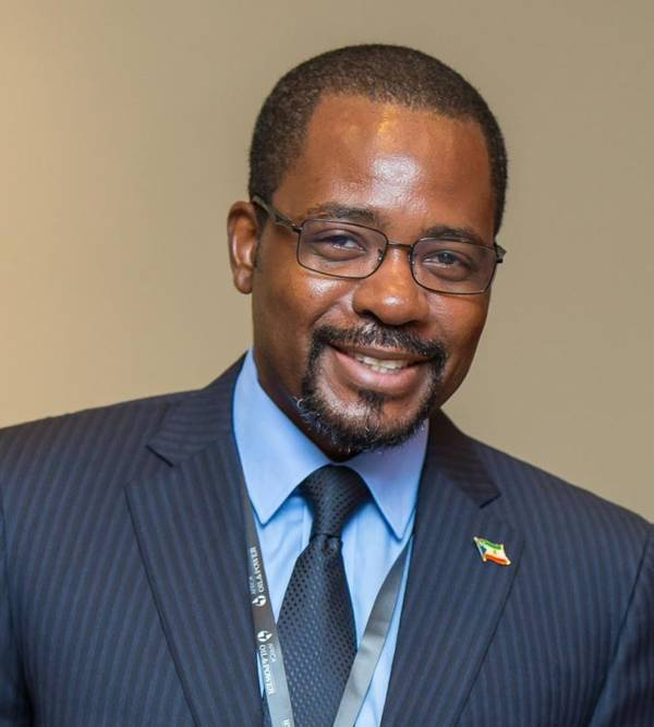 Minister Gabriel Obiang Lima - Source: African Energy Chamber