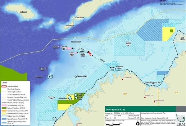 Montara location map / Source: Jadestone