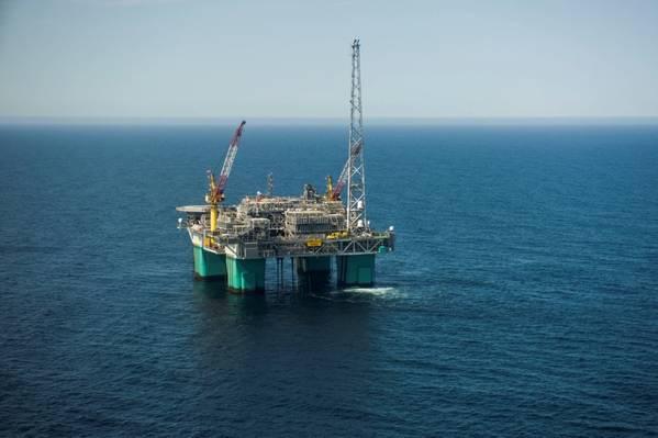 Neptune's Gjoa platform in Norway - Credit: Neptune Energy