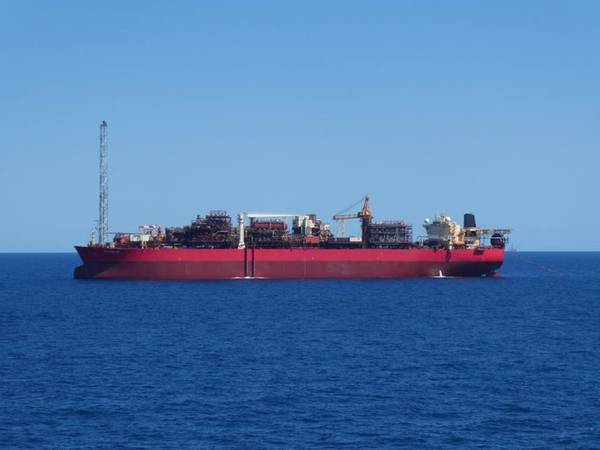 Ngujima-Yin FPSO (Photo: Woodside)