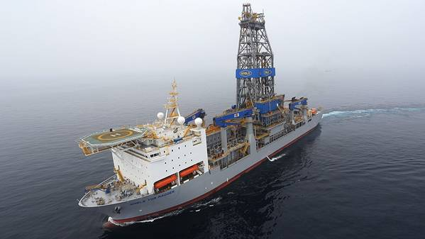 Noble Tom Madden drillship (Photo: Hess)
